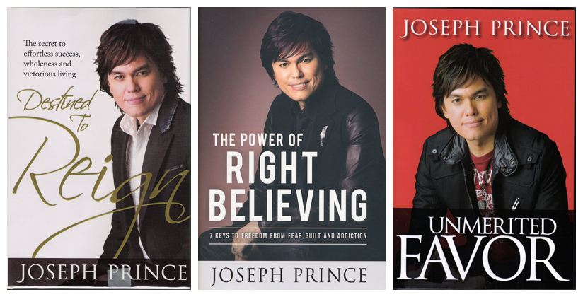 how old is joseph prince
